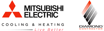 Misubishi Diamond Contractor logo